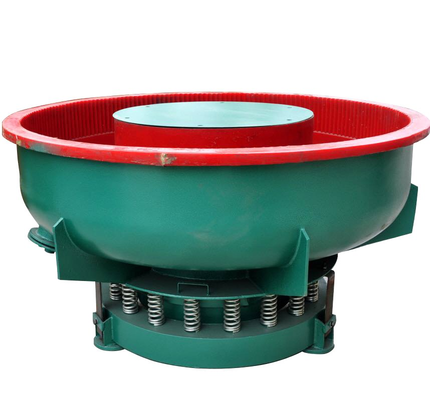 Round Vibratory Bowls for Mass Finishing, Large Vibratory Finishing Bowl Manufacturer