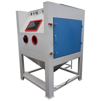 CL-9080 Dry Sand Blasting Machine, Blast Cleaning Machine for Sale