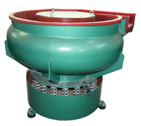 Round Bowl Vibratory Finishing Machine for Sale, Vibratory Finishing Machine Manufacturer